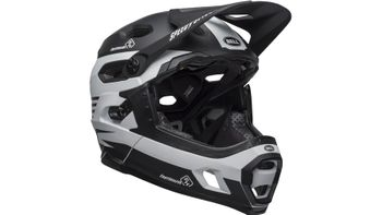 BELL SUPER DH MIPS BLK/WHT FASTHOUSE 19 – Bild 10
