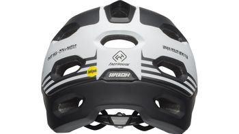 BELL SUPER DH MIPS BLK/WHT FASTHOUSE 19 – Bild 2