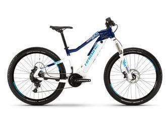 SDURO HardSeven Life 5.0 i500Wh 11-G NX 19 HB YCS weiß/blau/blau