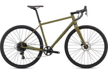SPECIALIZED SEQUOIA ELITE KMBGRN/CHAR AUSSTELLUNGSBIKE !