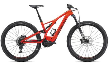 SPECIALIZED TURBO LEVO MEN COMP CARBON 29 NB RKTRED/BLK TESTBIKE !