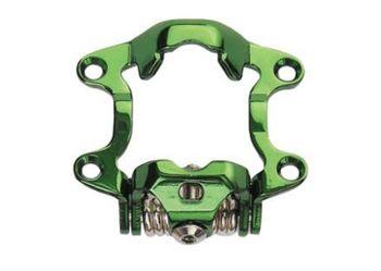 EXUSTAR Pedal Bindung Grün