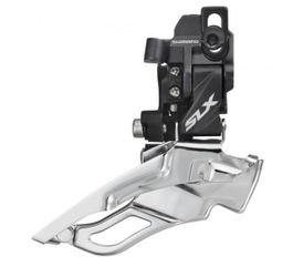 Shimano FD-M671-A-D 3x10-fach Direct Mount