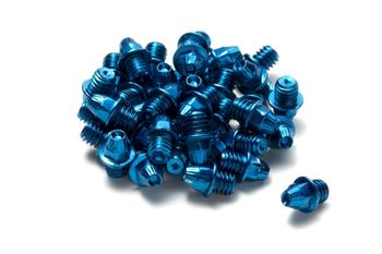 REVERSE Pedalzubehör Pins Stahl 24 Stk. - Blue