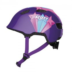 SCOTT COMP CONTESSA HELM JUNIOR PURPLE 2014 46-52CM