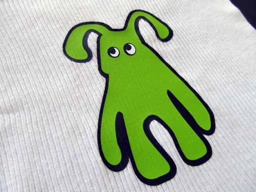 Infant T Rib Kalle Fux Handmade Long Sleeve T-Shirt Dog 86/94 – Bild 2