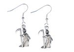 Grim Reaper Earrings Grim Reaper Miniblings Earrings Halloween Ghost Ghost