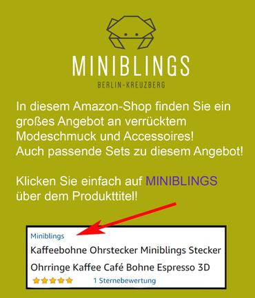 Oktoberfest Earrings Miniblings Beer Mug Pretzel Oktoberfest Bayern Measure – Bild 5