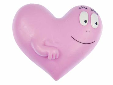 Barbapapa Barbapapas Magnet Fridge Magnets Fridge Refrigerator Heart Love Marriage Pink Friendship – Bild 1