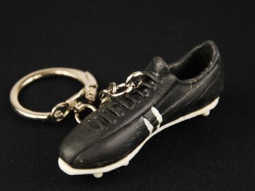 Football Shoe Key Ring Miniblings Pendant Soccer Shoes Em Wm Sport – Bild 2