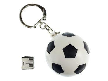Fußball Schlüsselanhänger Miniblings Anhänger Ball Tor EM WM Sport Kunststoff – Bild 2