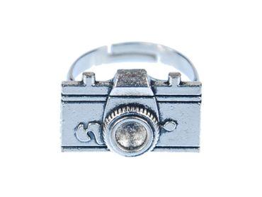Kameraring Ring Miniblings Kamera Filmkamera Foto Fotoapparat Fotokamera Bild – Bild 4