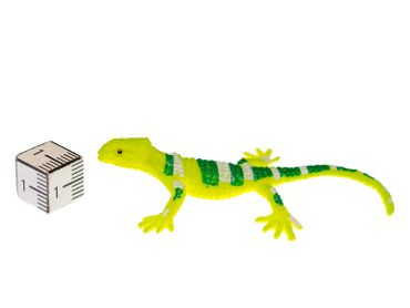 Set Of 4 Salamander Animal Figure Miniblings Toy Figures Figurines Gecko – Bild 3