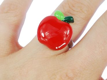 Apple Ring Miniblings Food Fruit Fruit Eating – Bild 5