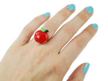 Apple Ring Miniblings Food Fruit Fruit Eating – Bild 7