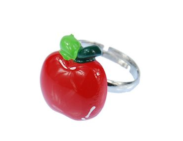 Apple Ring Miniblings Food Fruit Fruit Eating – Bild 1