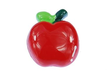 Apple Brooch Pin Fruit Healthy Food Eating Fruit Shiny – Bild 2