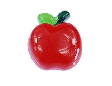 Apfel Brosche Anstecknadel Obst Gesund Lebensmittel Essen Frucht Glanz – Bild 4