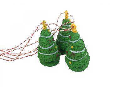 3 Pieces Christmas Tree Ornament Christmas Tree Ornaments Christmas Tree Decoration – Bild 2