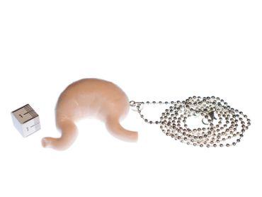 Magen Kette Halskette Miniblings 80cm Medizin Anatomie Organ Verdauung Zombie – Bild 2