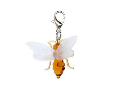 Fliegende Ameise Biene Charm Anhänger Miniblings Tier Insekt Honig Flügeltier – Bild 1