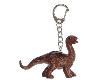 Apatosaurus Baby Dino Schlüsselanhänger Miniblings Dinosaurier Urzeit Anhänger – Bild 1