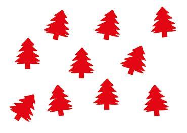 10x Tanne Bügelbild Bügelbilder Aufnäher Patch Miniblings FLOCK Weihnachtsbaum – Bild 9