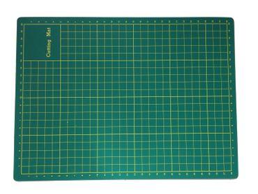 Schneidematte A4 22x30cm Miniblings PVC Scrapbooking Schneideunterlage Unterlage – Bild 1