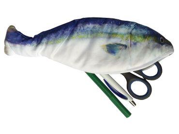 Fisch Federmappe Miniblings Einschulung Makeup Mäppchen Schule Täschchen – Bild 2