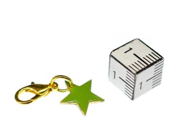 4pcs Star Charm For Bracelet Wristlet Miniblings Asterisk Enamelled Christmas – Bild 3