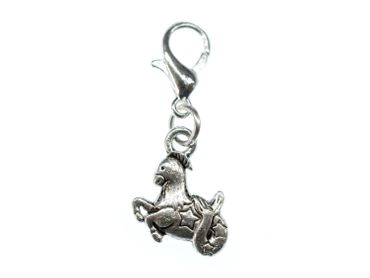 Capricorn Small Charm Miniblings Pendant For Bracelet Star Sign Astrological – Bild 1
