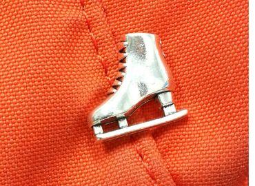 Schlittschuh Brosche Miniblings Pin Anstecker Anstecknadel Eiskunstlauf Winter – Bild 1