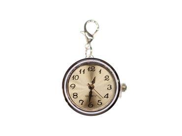 Uhr Funktioniert Charm Miniblings Charms Anhänger Snap Button Uhrzeit Armbanduhr – Bild 1