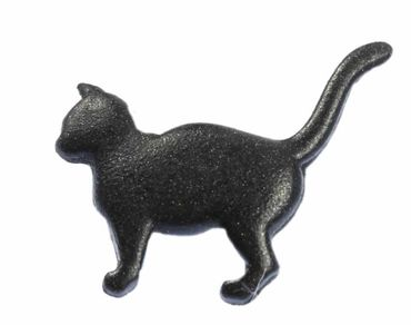 Cat Brooch Cat Brooch Pin Miniblings Button Button Cat Pin