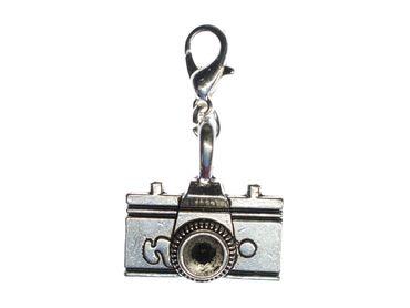 Camera Photographer Charm Zipper Pull Pendant For Bracelet  Wristlet Miniblings Film