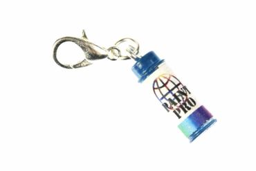 Spray Graffiti Paint Charm Paint Can Random Sprayer Color Pendant Miniblings