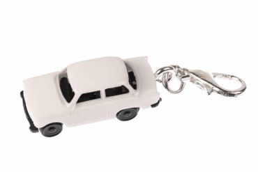 Trabant Car Trabi Trabant GDR East Germany Car Cult Retro Vintage GDR East Germany DDR Charm Pendant For Bracelet Wristlet Miniblings White – Bild 2