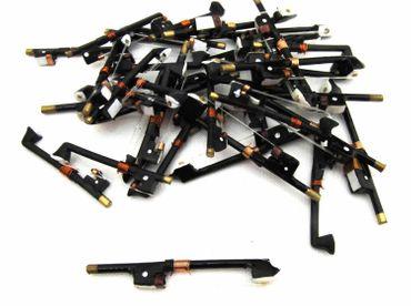 20x Geigenbögen Bögen Bogen Geige Miniblings Violine Puppenhaus Miniatur 40mm