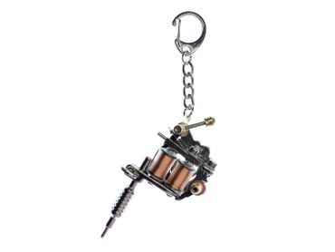 Tattoo Needle Key Ring Miniblings Pendant Tattoo Tattoo Artist – Bild 1