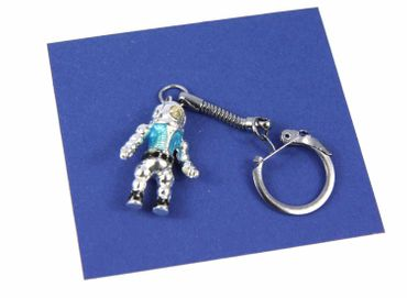 Diver Key Ring Miniblings Pendant Diving Blue – Bild 2