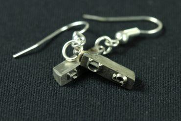 Printing Block Letters Request Letter Customized Initial Typewriter Keys Miniblings ABC B +? – Bild 2