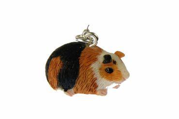 Meerschweinchen Guinea Pig Charm Zipper Pull Anhänger Bettelanhänger Miniblings – Bild 1