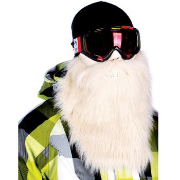 BEARDSKI ski mask Viking - blond – Bild 2