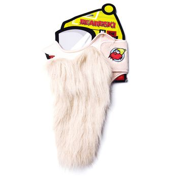 BEARDSKI ski mask Viking - blond – Bild 1