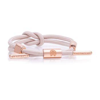 RASTACLAT Women's Knotaclat Bracelet Lana II - nude/peach gold – Bild 1