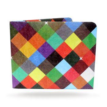 PAPERWALLET Tyvek Wallet Art Series 1 - Ph. Intraligi – Bild 1