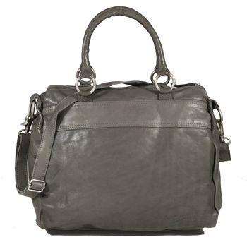 COWBOYSBAG Leather Bag Londonderry - Grey - REDUCED – Bild 2