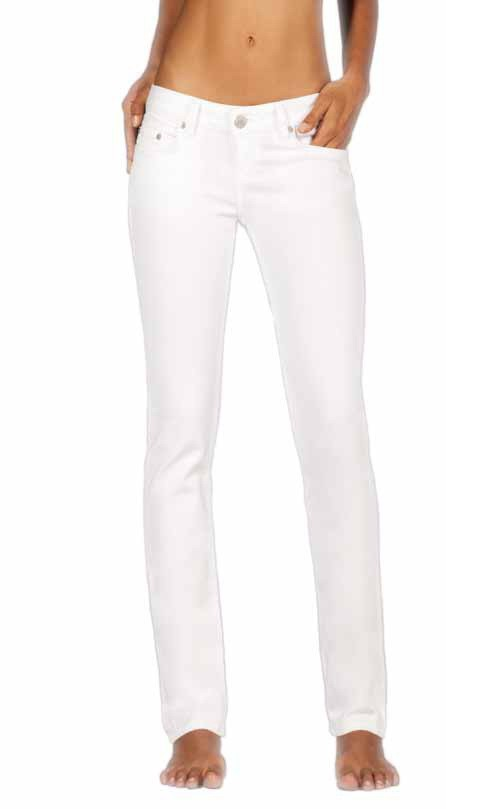 LTB Damen Jeans Aspen 50045-100 Slim Fit white