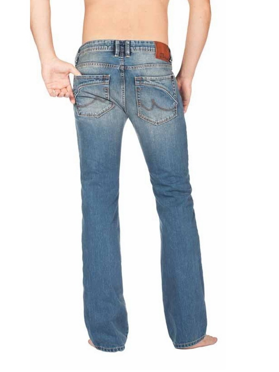 LTB Herren Jeans Roden - Bootcut - Powder Aged