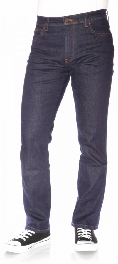 Wrangler Herren Jeans Texas Stretch - Regular Fit - Darkstone